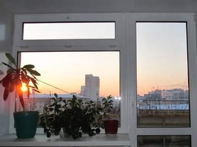 Климат Окна