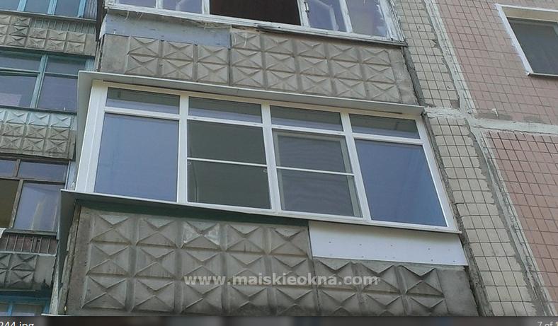 Майские окна