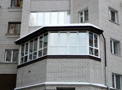 Остекление балконов и лоджий в брянске все цены в городе с в.