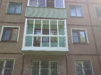 Остекление балконов и лоджий заказать в туле все цены в горо.
