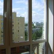 Теплое остекление балконов пластиковым профилем в кемерово в.