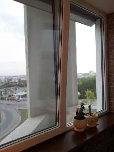 Теплое остекление балконов пластиковым профилем в екатеринбу.